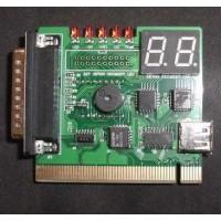 Купить USB цифровой LPT PCI PC анализатор тестер для ноутбука
