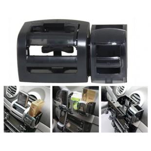 Универсальный автомобильный органайзер (черный)