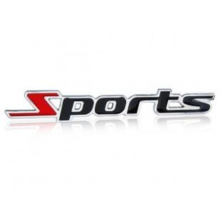 "Декоративная наклейка на авто ""Sports"""