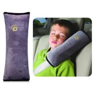 Подушка для ремня безопасности для детей для защиты плеч, шеи и головы CS-004