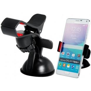 360 градусов вращение -  Автомобильный держатель для мобильных телефонов, GPS-навигаторов и планшетов