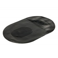 Противоскользящие коврик в автомобиль - (черный )