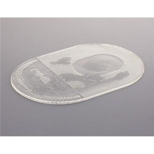Антискользящий коврик в авто DQ6L (прозрачный)