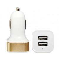 Купить  Dual USB Автомобильное зарядное устройство
