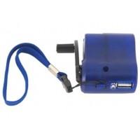 Динамо Зарядное устройство usb  генератор с ручным приводом