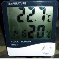 Цифровые часы, термометр, гигрометр