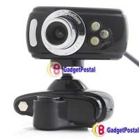 USB 2.0  веб камера с микрофоном  и подсветкой