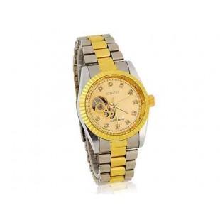 SINOBI One Collection мужские Аналоговые часы Silver & Gold