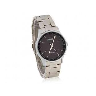 SINOB мужские водонепроницаемые часы до 30м погружения (черный)