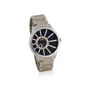 SINOBI Стильные Мужские аналоговые часы (White, белый)