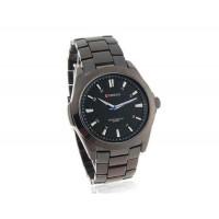 CURREN 8109 мужские Круглый циферблат сплава аналоговые часы (черный)