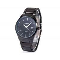 Curren 8106 кварцевые часы (коричневый)