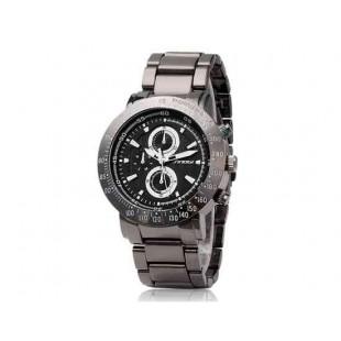 SINOBI 9422 мужские аналоговые часы ( BLACK, черный)