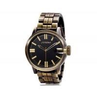 SINOBI 9471 универсальные кварцевые часы Vintage