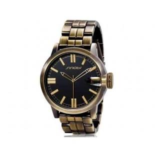 SINOBI 9471 универсальные кварцевые часы Vintage (Винтаж)