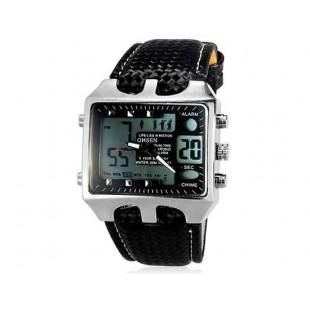 OHSEN AD0930 30M Водонепроницаеые наручные спортивные часы с подсветкой