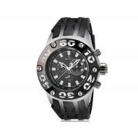 Купить V6 Super Speed V0203 Кварцевые наручные часы с функцией календаря (черный)