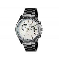 DINIHO 8011G мужские модные Аналоговый нержавеющей стали наручные часы с Weekly Показать & Стальной браслет (белый)