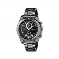 DINIHO 8014G мужские модные Аналоговый Простой стиль нержавеющей стали наручные часы с нержавеющей стальной лентой (черный)