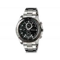 DINIHO 8014G мужские модные Аналоговый Простой стиль нержавеющей стали наручные часы с функцией календаря и нержавеющей стали Band (черный)