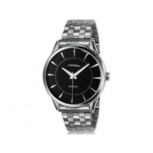 SINOBI 9471 универсальные кварцевые часы (Black, черный)