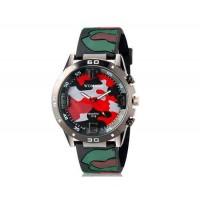 WoMaGe 1118 Unisex а наручные часы (красный)