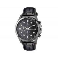 DINIHO 8011G мужские модные Круглый циферблат аналогового наручные часы с неделю и месяц Показать & PU Группа