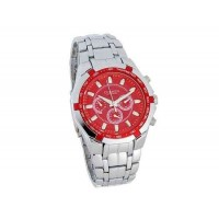 CURREN 8084  наручные часы (красный)