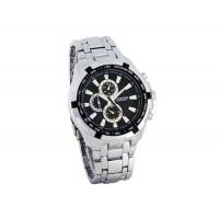 Мужские часы из нержавеющей стали Curren 8023 (серебристые)