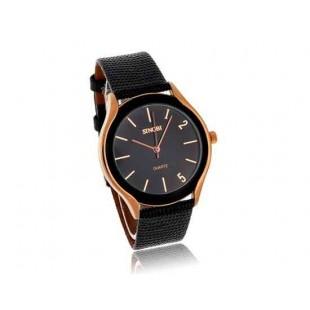 SINOBI 9220 мужские аналоговые часы GOLD (золото)