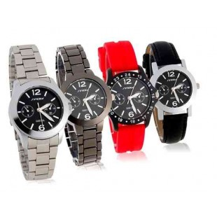 SINOBI Женские часы с дополнительными ремешками для замены