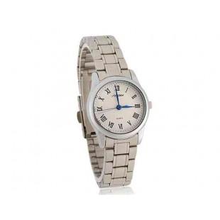 SINOBI Женщинские Водонепроницаемые Аналоговые часы White (белый)