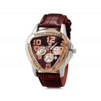 VALIA  8232 модные женская Кристалл Награжден Аналоговые часы с датой Дисплей