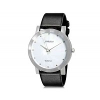 Sinobi 981 кварцевые часы унисекс ( белый, черный)