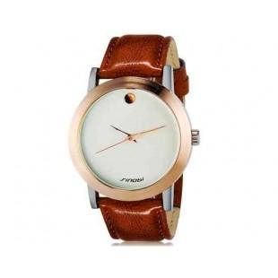 Sinobi S9461G Модные Механические наручные часы BROWN  (коричневый)