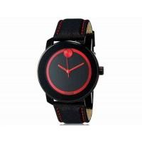 SINOBI S8109G женские часы с кажаным ремешком  (черный)