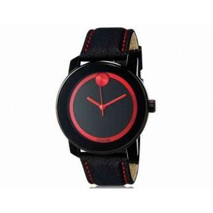 SINOBI S8109G женские часы с кажаным ремешком Black colour (черный)