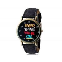 Womage 1128 женщин и Студенческая Модные аналоговые наручные часы (темно-серый)