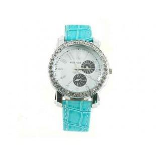 Womage 9346 Портативный наручные часы (синий)