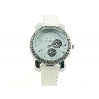 Womage 9346 Портативный наручные часы (белый)