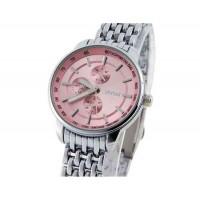 SINOBI S9268G женские стальные часы (серебро)
