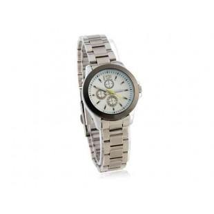 SINOBI 9123 женские наручные часы (white, белый)