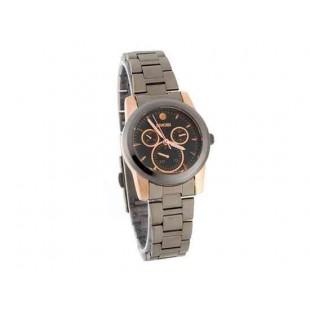 SINOBI 9263 Наручные часы с Японским механизмом (черный)