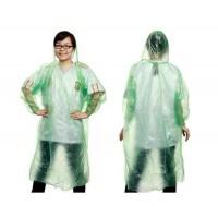 Купить Открытый одноразовые плащ XL (зеленый)