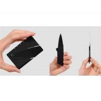 Нож-кредитка для выживания