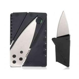 Складной нож размером с карту