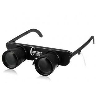 Очки бинокли с  3х кратным увеличением 1638 3x28