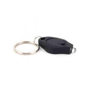 Брелок для ключей с фонариком Finger Chain (черный)