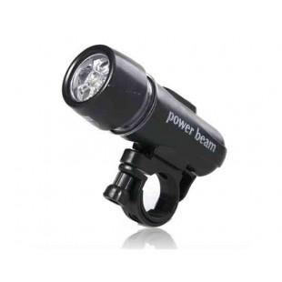Велосипедный фонарь и отражатели на  10 светодиодов