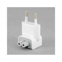 ЕС Стандартный адаптер переменного тока Разъем для Apple Mac ноутбука (белый)